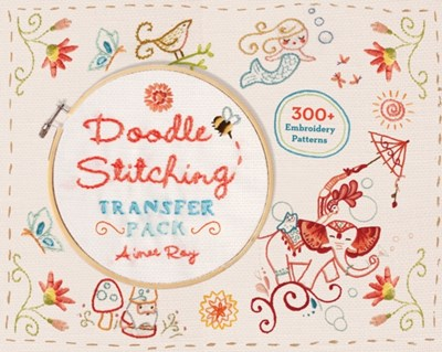 Doodle Stitching Transfer Pack Aimee Ray 9781454709022