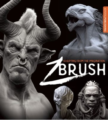 Sketching from Imagination in ZBrush  9781909414334