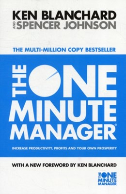 The One Minute Manager Spencer Johnson, Kenneth H. Blanchard 9788172234997