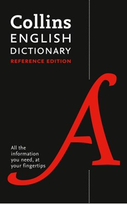 Collins English Reference Dictionary Collins Dictionaries 9780008251055