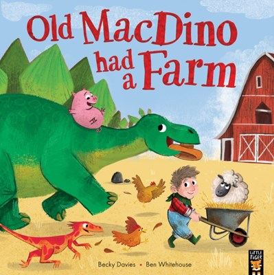 Old MacDino had a Farm Becky Davies 9781848697058