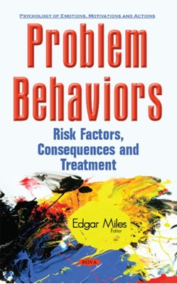 Problem Behaviors  9781634846219