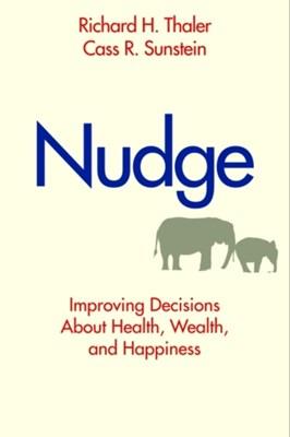 Nudge Cass R. Sunstein, Richard H. Thaler 9780300122237