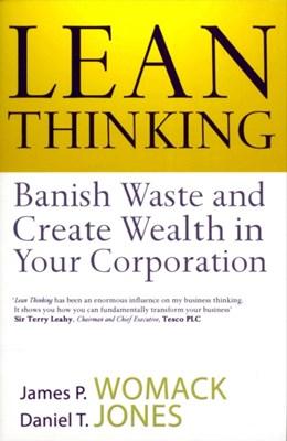 Lean Thinking Daniel T. Jones, James P. Womack 9780743231640