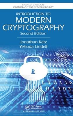 Introduction to Modern Cryptography Jonathan Katz, Yehuda Lindell 9781466570269