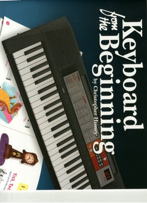 Keyboard From The Beginning (Book)  9781783058570