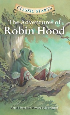 The Adventures of Robin Hood Howard Pyle 9781402794568