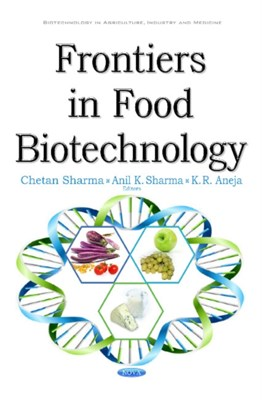 Frontiers in Food Biotechnology  9781634846714