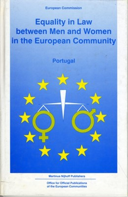 Equality in Law: Portugal Teresa Martins De Oliveira 9780792318385