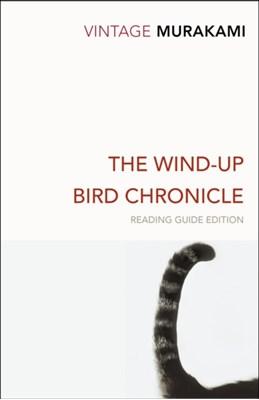 The Wind-Up Bird Chronicle Haruki Murakami 9780099540953