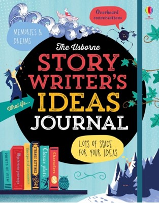 Story Writer's Ideas Journal Louie Stowell 9781474922487