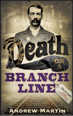 Death on a Branch Line Andrew Martin 9780571229680