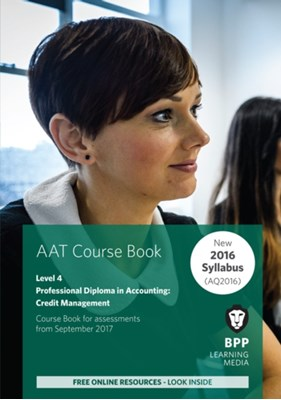 AAT Credit Management BPP Learning Media 9781509712168