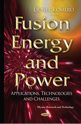 Fusion Energy & Power  9781634825481