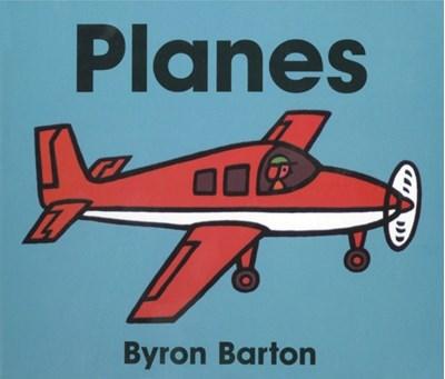 Planes Byron Barton 9780694011667
