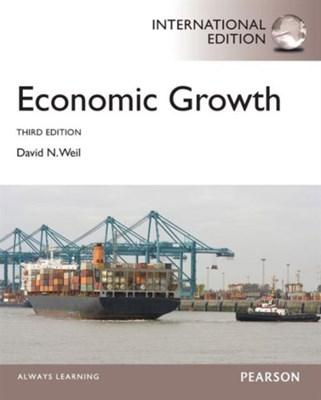 Economic Growth David (Brown University Weil 9780273769293