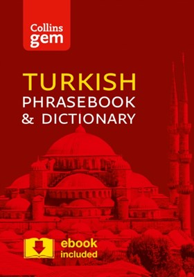 Collins Turkish Phrasebook and Dictionary Gem Edition Collins Dictionaries 9780008135959