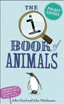 QI The Pocket Book of Animals John Mitchinson, John Lloyd 9780571245130