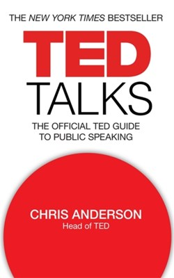 TED Talks Chris Anderson 9781472244437