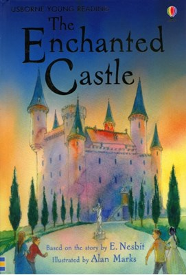 The Enchanted Castle Lesley Sims 9780746070727