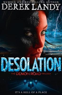 Desolation Derek Landy 9780008156992