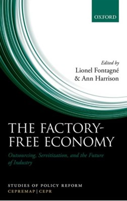 The Factory-Free Economy  9780198779162