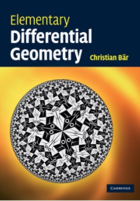 Elementary Differential Geometry Christian Bar 9780521721493