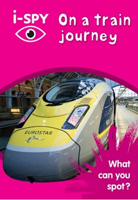 i-SPY On a train journey i-SPY 9780008182861