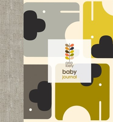 Orla Kiely Baby Journal Orla Kiely 9781840916843