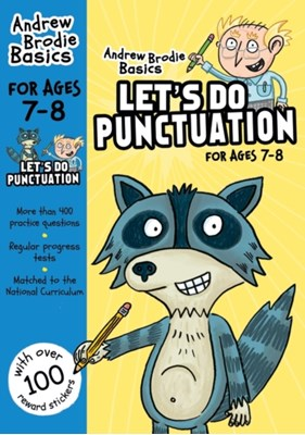 Let's do Punctuation 7-8 Andrew Brodie 9781472940759