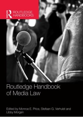 Routledge Handbook of Media Law  9781138858886