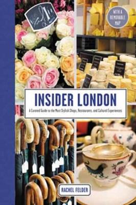Insider London Rachel Felder 9780062444462
