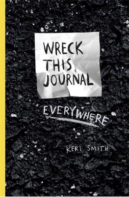 Wreck This Journal Everywhere Keri Smith 9781846148583