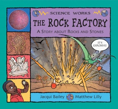 The Rock Factory Jacqui Bailey 9780713673562
