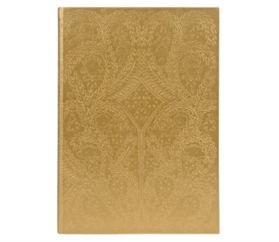A5 Slim Hardbound Journal Paseo Gold Christian Lacroix 9780735350564