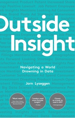 Outside Insight Jorn Lyseggen 9780241273722