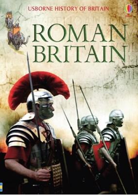 Roman Britain Abigail Wheatley, Ruth Brocklehurst 9781409566267