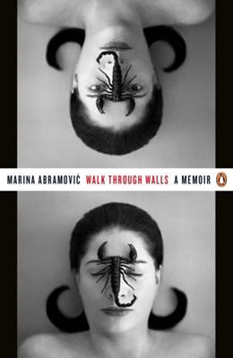Walk Through Walls Marina Abramovic 9780241974520