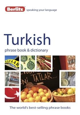 Berlitz Phrase Book & Dictionary Turkish APA Publications Limited 9781780042541