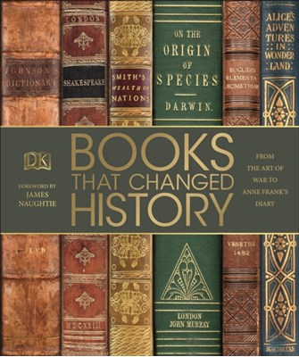 Books That Changed History DK 9780241289334