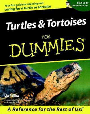 Turtles and Tortoises For Dummies Liz Palika 9780764553134