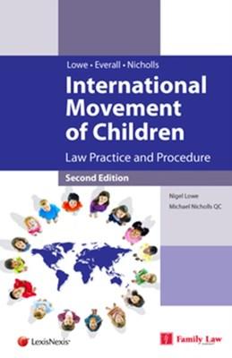 International Movement of Children Mark Everall, Michael Nicholls, Nigel Lowe 9781846612466