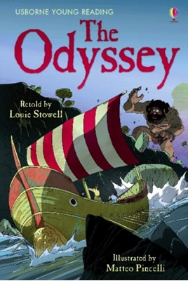 The Odyssey Louie Stowell 9781409522348
