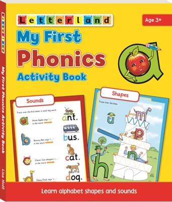 My First Phonics Activity Book Lisa Holt, Lyn Wendon 9781862099807