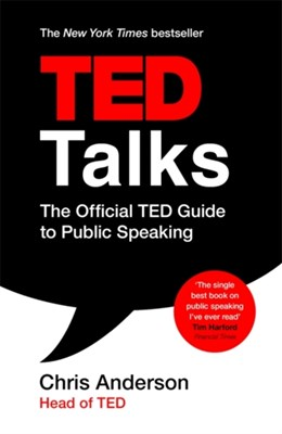 TED Talks Chris Anderson 9781472228062