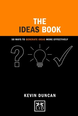 The Ideas Book Kevin Duncan 9781907794575