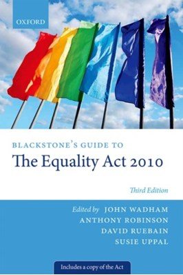Blackstone's Guide to the Equality Act 2010  9780198793311
