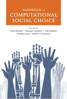 Handbook of Computational Social Choice  9781107060432