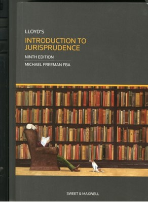 Lloyd's Introduction to Jurisprudence Michael Freeman 9780414026728