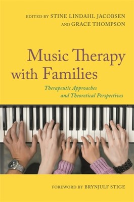 Music Therapy with Families  9781849056304
